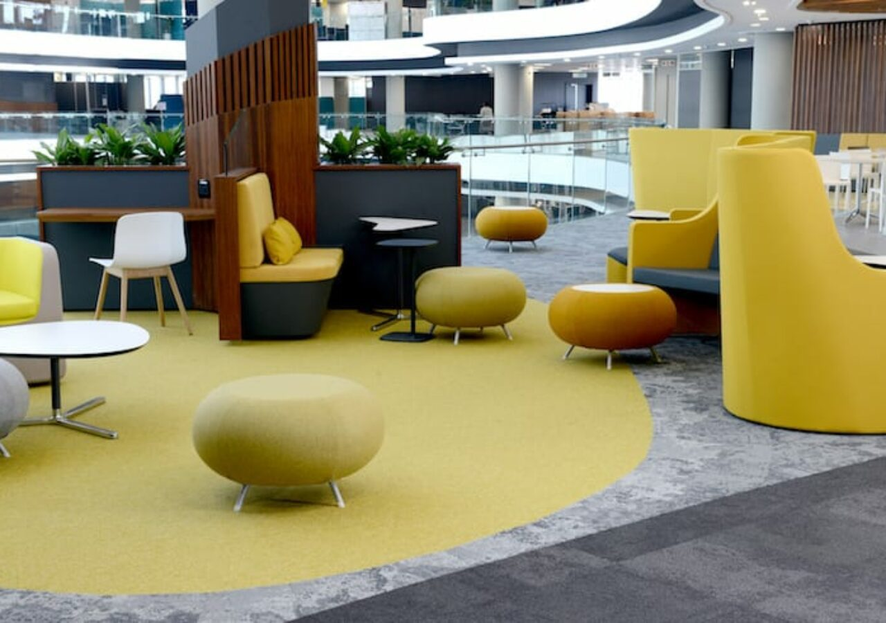 Interface, interface composure, KBAC Flooring, paragon interface, Discovery