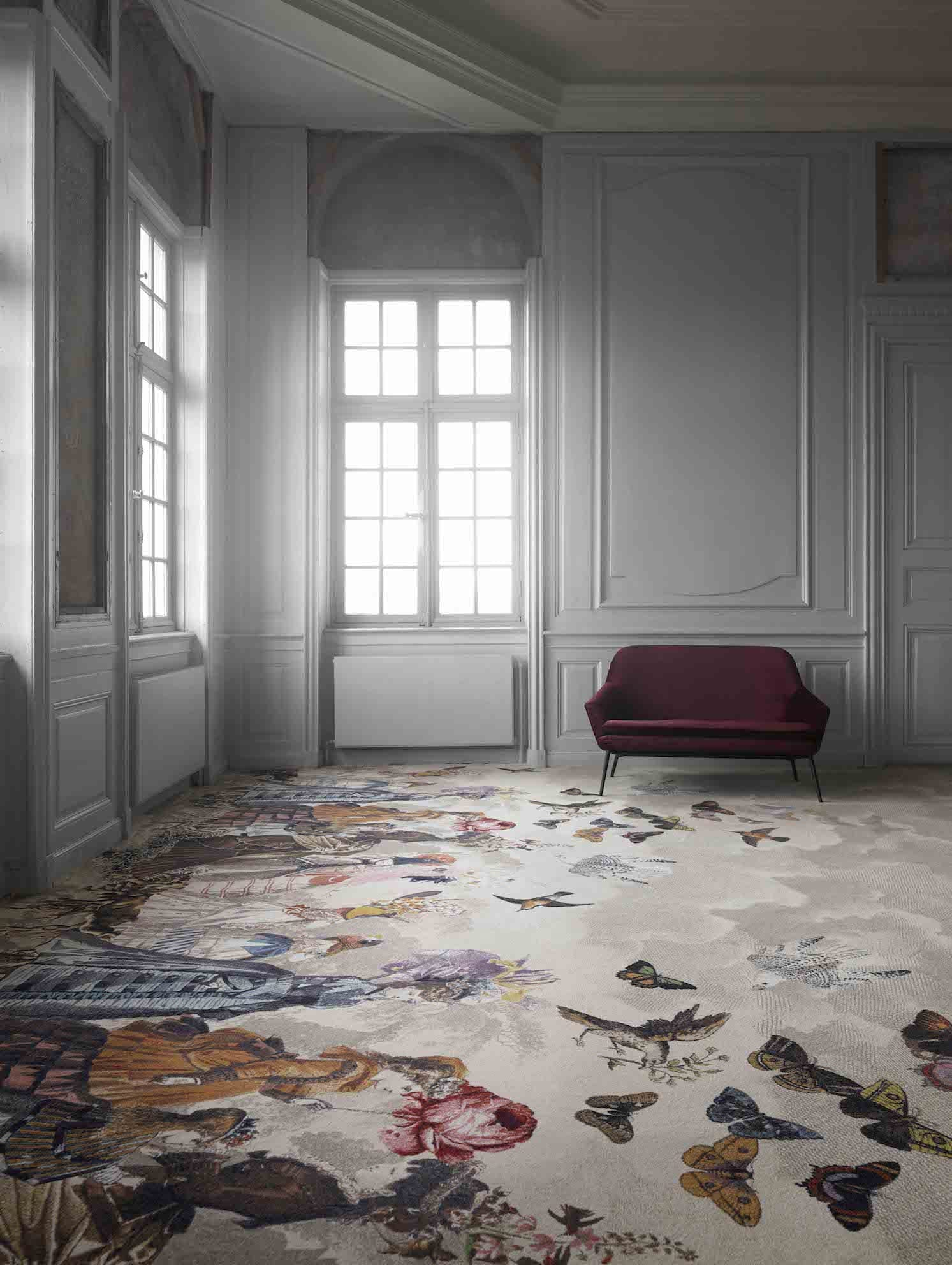 Danish flooring giant launches three new sustainable ranges