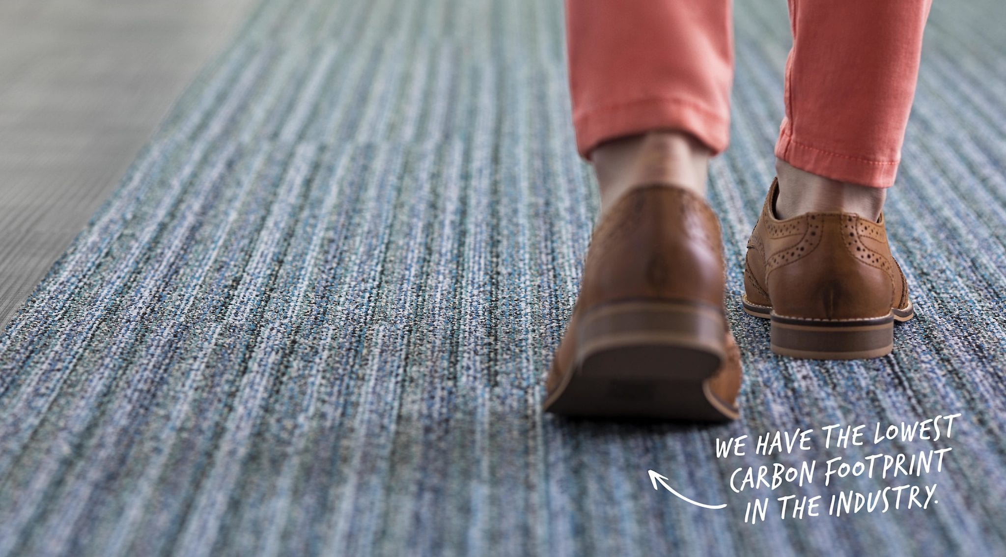 CARBON-NEUTRAL FLOORING'S CREDENTIALS TO BOOST 'GREEN' STATUS
