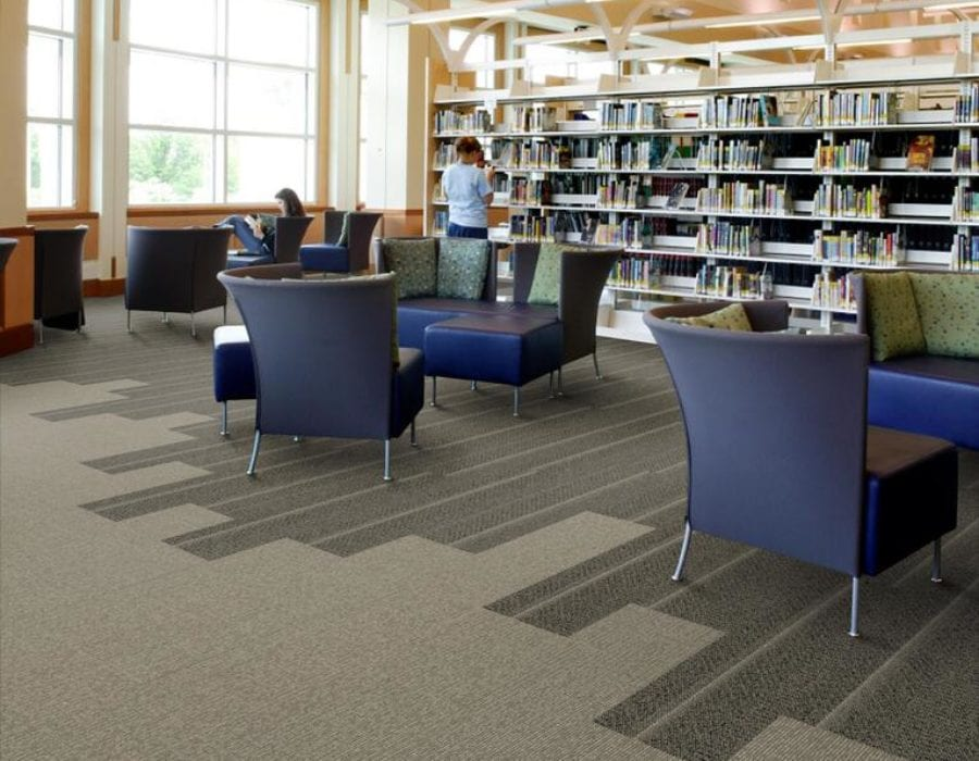 INTERFACE LAUNCHES ITS FIRST CARBON NEGATIVE CARPET TILES