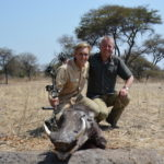 hunting on Rosslyn Safaris, rifle hunting, bow hunting, Rosslyn Safaris
